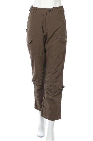 Дамски спортен панталон Maul, Размер M, Цвят Кафяв, Полиамид, Цена 7,35лв.