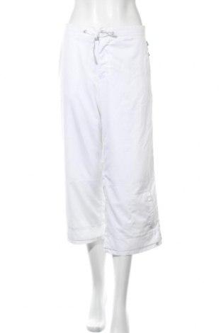 Дамски спортен панталон TCM, Размер M, Цвят Бял, Полиестер, Цена 3,98лв.