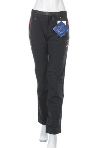 Γυναικείο αθλητικό παντελόνι Trangoworld, Μέγεθος L, Χρώμα Μαύρο, 50% πολυαμίδη, 42% πολυεστέρας, 8% ελαστάνη, Τιμή 46,01€