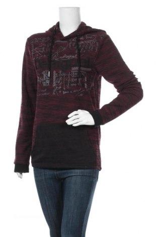 Γυναικείο φούτερ Desigual, Μέγεθος M, Χρώμα Κόκκινο, 77% πολυεστέρας, 23% βαμβάκι, Τιμή 30,72€