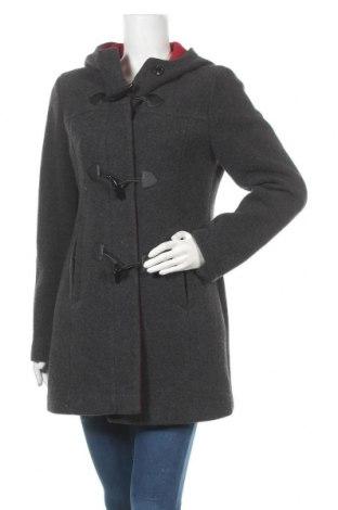 Дамско палто Christian Berg, Размер S, Цвят Сив, 70% вълна, 30% полиестер, Цена 45,44лв.