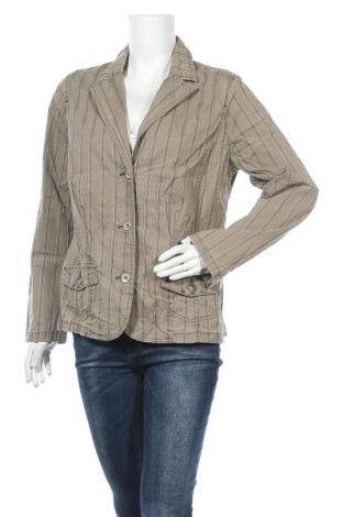 Дамско сако Kenny S., Размер XL, Цвят Зелен, 96% памук, 3% еластан, 1% полиестер, Цена 19,11лв.
