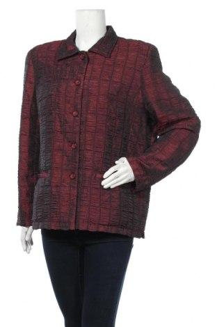 Дамско сако Kingfield, Размер XL, Цвят Червен, 75% полиестер, 25% вискоза, Цена 23,63лв.