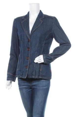 Дамско сако Lee Cooper, Размер M, Цвят Син, Памук, Цена 7,09лв.