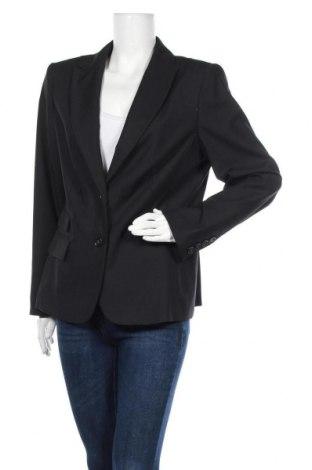 Дамско сако Madeleine, Размер XL, Цвят Черен, 53% полиестер, 43% вълна, 4% еластан, Цена 20,32лв.