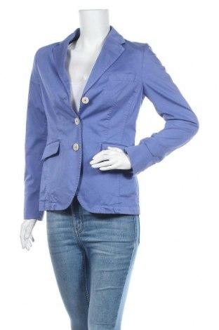 Дамско сако NVSCO, Размер S, Цвят Лилав, 97% памук, 3% еластан, Цена 28,67лв.