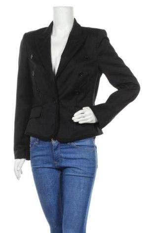 Дамско сако Steffen Schraut, Размер M, Цвят Черен, 98% вълна, 2% еластан, Цена 39,00лв.