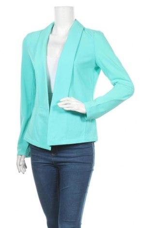 Γυναικείο σακάκι Suite Blanco, Μέγεθος M, Χρώμα Μπλέ, Πολυεστέρας, Τιμή 13,38€