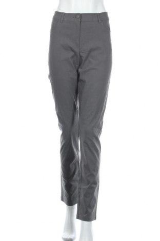 Дамски спортен панталон, Размер M, Цвят Сив, 70% вискоза, 26% полиестер, 4% еластан, Цена 7,81лв.