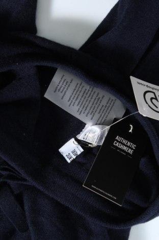 Дамско спортно долнище Authentic Cashmere, Размер M, Цвят Син, Кашмир, Цена 269,00лв.
