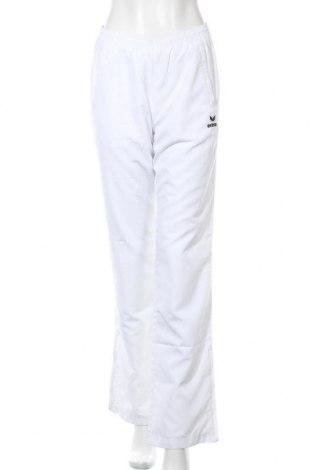 Дамско спортно долнище Erima, Размер M, Цвят Бял, Полиестер, Цена 18,48лв.