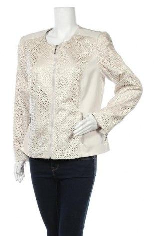 Γυναικείο μπουφάν, Μέγεθος L, Χρώμα  Μπέζ, Πολυεστέρας, Τιμή 18,84€