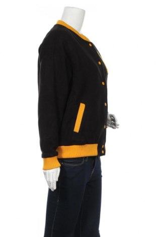 Дамско яке Lois, Размер S, Цвят Черен, Полиестер, Цена 61,16лв.