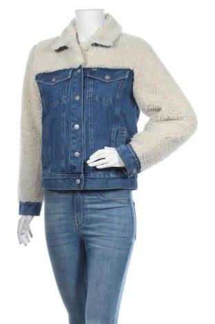 Дамско яке Lois, Размер S, Цвят Син, Памук, полиестер, Цена 60,69лв.