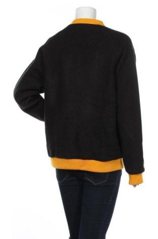 Дамско яке Lois, Размер M, Цвят Черен, Полиестер, Цена 61,16лв.