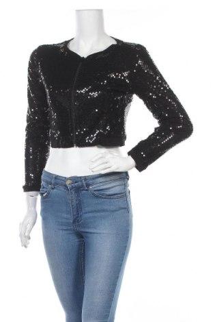 Γυναικείο μπουφάν Madonna, Μέγεθος M, Χρώμα Μαύρο, Βισκόζη, Τιμή 16,04€