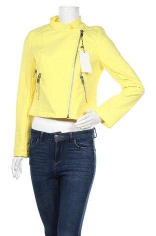 Дамско яке Suite Blanco, Размер M, Цвят Жълт, 91% полиестер, 9% еластан, Цена 46,61лв.