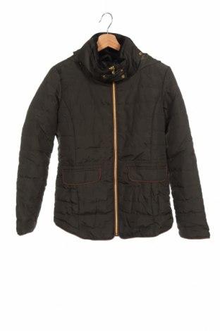 Дамско яке Venca, Размер XS, Цвят Зелен, Полиестер, Цена 79,00лв.