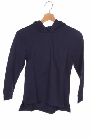 Детска блуза, Размер 8-9y/ 134-140 см, Цвят Син, Памук, Цена 27,00лв.