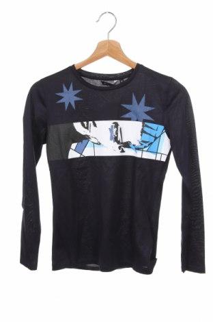 Детска блуза Antony Morato, Размер 9-10y/ 140-146 см, Цвят Син, Памук, Цена 13,80лв.