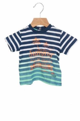 Детска блуза Chicco, Размер 3-6m/ 62-68 см, Цвят Многоцветен, Памук, Цена 11,70лв.