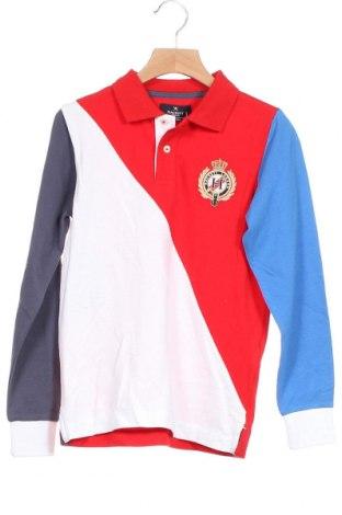 Παιδική μπλούζα Hackett, Μέγεθος 7-8y/ 128-134 εκ., Χρώμα Πολύχρωμο, Βαμβάκι, Τιμή 46,01€
