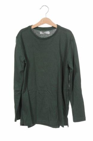 Детска блуза Lft, Размер 8-9y/ 134-140 см, Цвят Зелен, Памук, Цена 13,26лв.