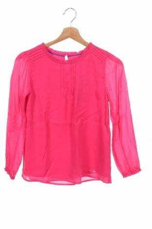 Детска блуза Pepe Jeans, Размер 8-9y/ 134-140 см, Цвят Розов, Полиестер, Цена 17,25лв.