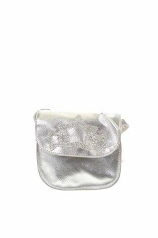Детска чанта Lefties, Цвят Сребрист, Еко кожа, Цена 8,06лв.