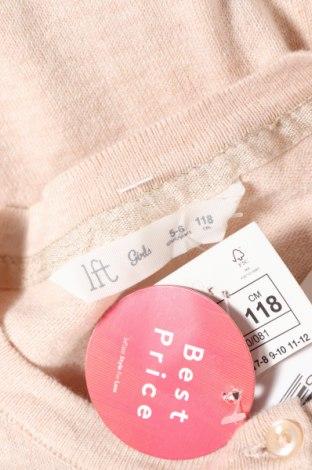 Pulover cu nasturi pentru copii Lefties, Mărime 5-6y/ 116-122 cm, Culoare Roz, 80% bumbac, 20% poliamidă, Preț 120,89 Lei
