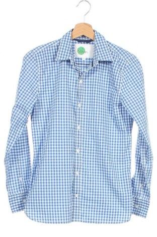 Παιδικό πουκάμισο Boden, Μέγεθος 13-14y/ 164-168 εκ., Χρώμα Μπλέ, Βαμβάκι, Τιμή 8,17€