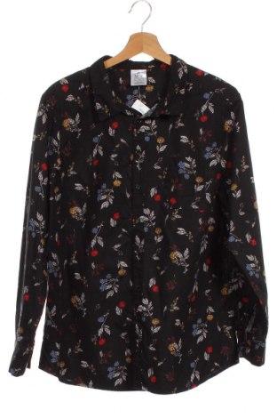 Dětská košile  Mix, Velikost 15-18y/ 170-176 cm, Barva Černá, Bavlna, Cena  96,00Kč
