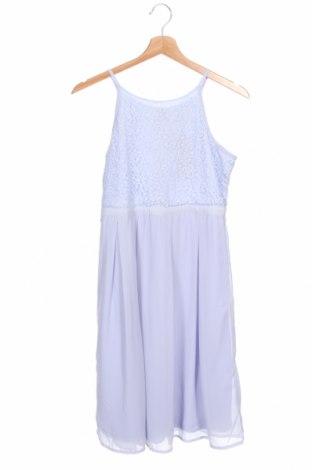 Детска рокля Friboo, Размер 15-18y/ 170-176 см, Цвят Син, 100% полиестер, Цена 8,93лв.