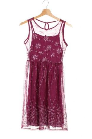 Детска рокля George, Размер 15-18y/ 170-176 см, Цвят Лилав, 100% полиестер, Цена 40,95лв.