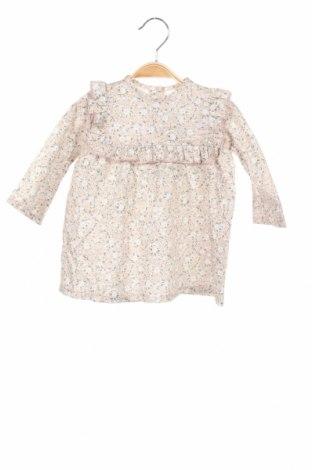 Детска рокля Little Celebs, Размер 9-12m/ 74-80 см, Цвят Розов, Вискоза, Цена 51,75лв.