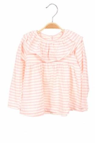Детска рокля Little Celebs, Размер 18-24m/ 86-98 см, Цвят Розов, Памук, Цена 51,75лв.
