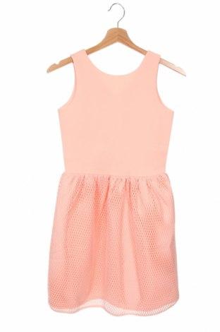Детска рокля Staccato, Размер 10-11y/ 146-152 см, Цвят Розов, 96% полиестер, 4% еластан, Цена 23,03лв.
