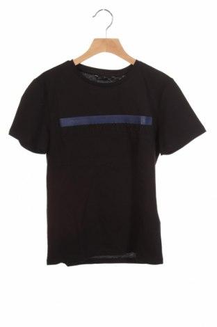 Детска тениска Antony Morato, Размер 9-10y/ 140-146 см, Цвят Черен, Памук, Цена 17,70лв.