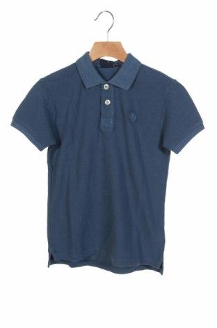 Детска тениска North Sails, Размер 7-8y/ 128-134 см, Цвят Син, Памук, Цена 20,65лв.