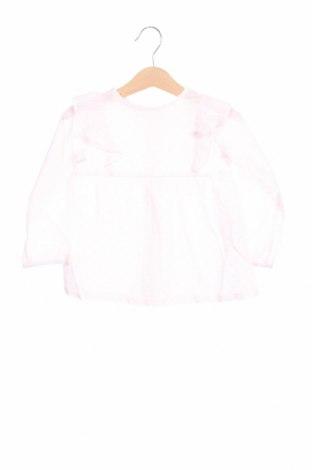 Детска туника Lola Palacios, Размер 18-24m/ 86-98 см, Цвят Розов, Памук, Цена 18,90лв.