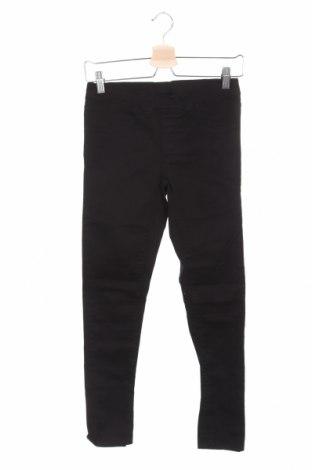 Детски дънки Ellos, Размер 11-12y/ 152-158 см, Цвят Черен, 97% памук, 3% еластан, Цена 12,29лв.