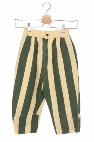 Детски къс панталон, Размер 5-6y/ 116-122 см, Цвят Зелен, Памук, Цена 27,00лв.