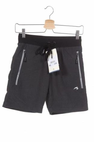 Pantaloni scurți pentru copii Astore, Mărime 9-10y/ 140-146 cm, Culoare Gri, Poliester, Preț 50,00 Lei