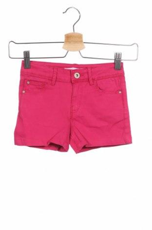 Детски къс панталон Lefties, Размер 5-6y/ 116-122 см, Цвят Розов, 98% памук, 2% еластан, Цена 13,63лв.