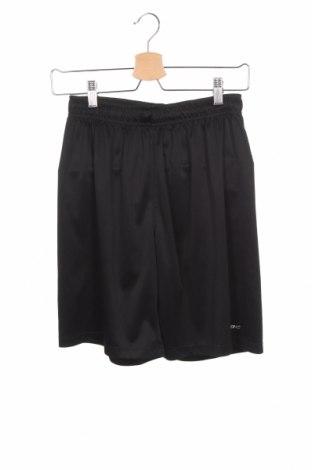 Детски къс панталон SOC, Размер 12-13y/ 158-164 см, Цвят Черен, Полиестер, Цена 13,44лв.