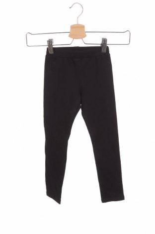 Детски клин Chicco, Размер 3-4y/ 104-110 см, Цвят Черен, 95% памук, 5% еластан, Цена 11,22лв.