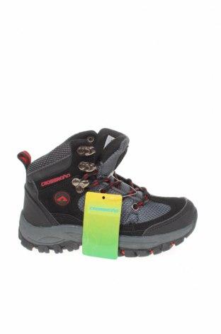 Детски обувки, Размер 29, Цвят Сив, Еко кожа, текстил, Цена 34,81лв.
