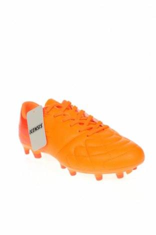 Детски обувки, Размер 38, Цвят Оранжев, Еко кожа, Цена 24,36лв.