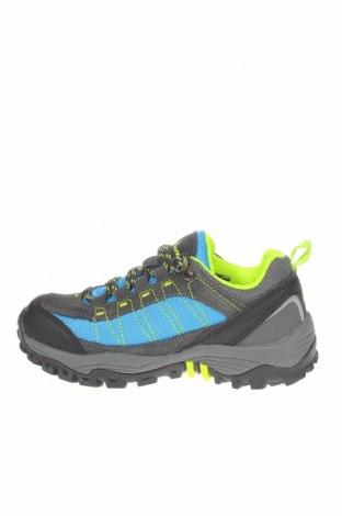 Детски обувки, Размер 31, Цвят Многоцветен, Естествен велур, еко кожа, текстил, Цена 25,05лв.