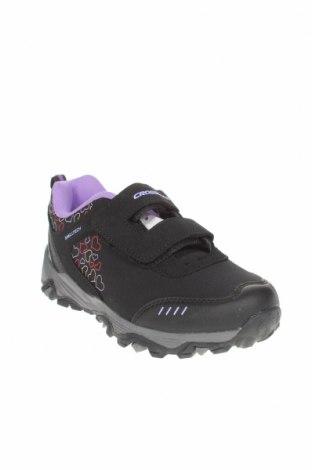 Детски обувки, Размер 34, Цвят Черен, Текстил, еко кожа, Цена 24,81лв.